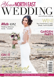 Issue 33 of Your North East Wedding magazine