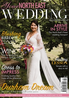 Your North East Wedding magazine, Issue 36