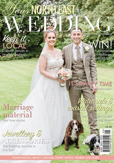 Your North East Wedding magazine, Issue 38