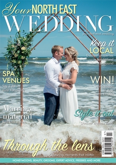 Your North East Wedding magazine, Issue 39