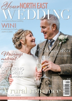 Your North East Wedding magazine, Issue 45