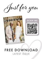 View a flyer to promote Your North East Wedding magazine