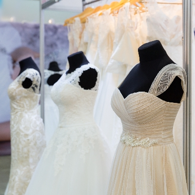 How to get around your wedding dress budget in the North East