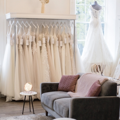 Check out this luxurious bridal boutique in the North East