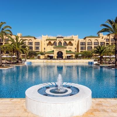 Moroccan marvel