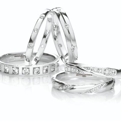 Big milestone for wedding ring specialists