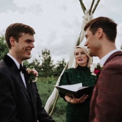 Lisa Wilson Celebrant explains why a wedding celebrant is perfect for the special day
