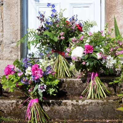 Learn how this wedding florist has adapted to the current situation