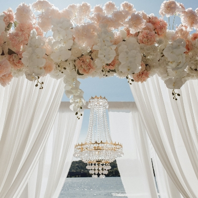 Set the tone for your wedding day
