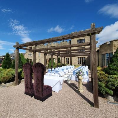 Slaley Hall Hotel, Hexham, Northumberland