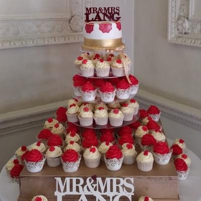 Find out how to find a wedding cake on a tight budget