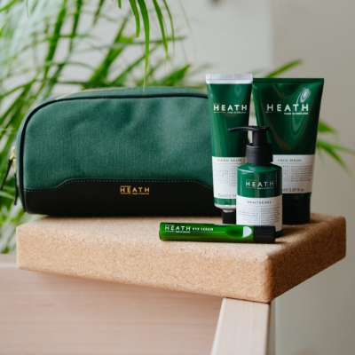 Something new - fuss free grooming gifts