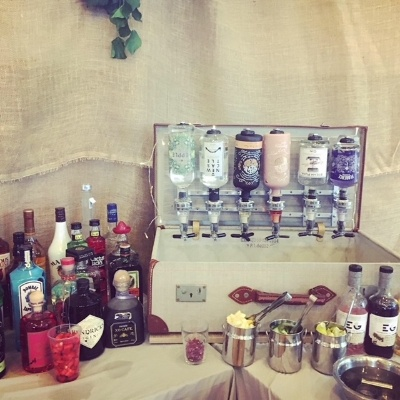 Nickynoo Quirky Mobile Bars has revamped its cocktail list