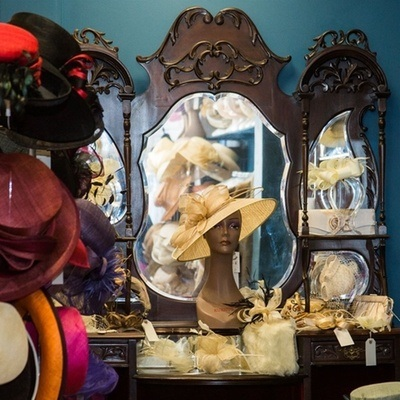 Discover Hats & Glad Rags of Hexham