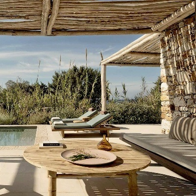 New hotel, The Rooster, opening on Greek island of Antiparos