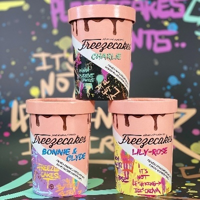 Tastebuds at the ready - check out Freezecakes!