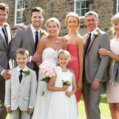 The nation's most cherished wedding photo