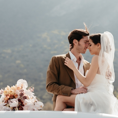 Bridal designer Carmen Llaguno reveals how to host a sustainable and low-waste wedding