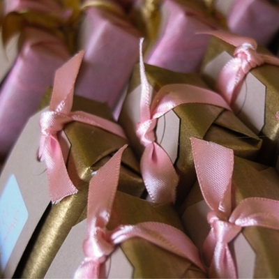 Discover fun wedding favours for your special day