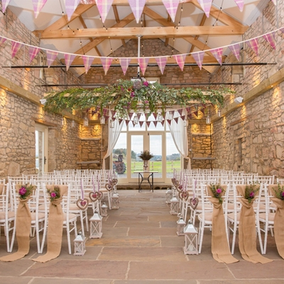 Check this beautiful venue in the heart of the Northumbrian countryside