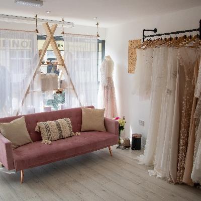 Discover Rare Bridal Studio's new location