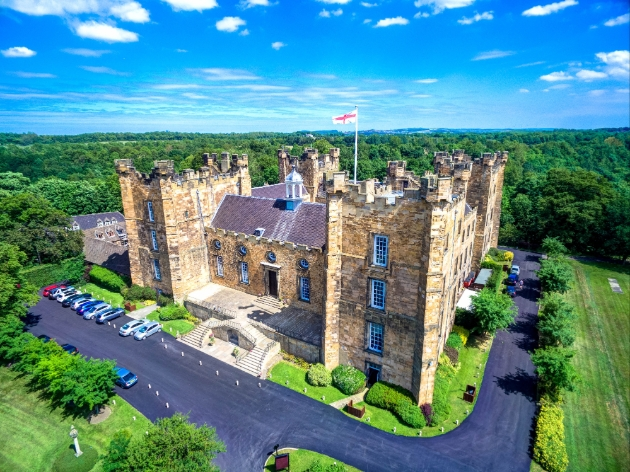 Lumley Castle Hotel, Durham, County Durham: Image 1