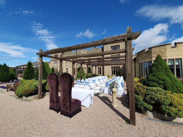 Slaley Hall Hotel, Hexham, Northumberland: Image 1