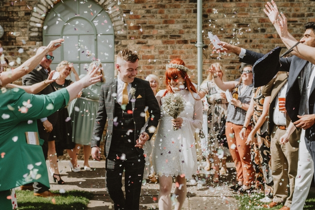 Amelia Jane Weddings captured this beautiful moment at this wedding