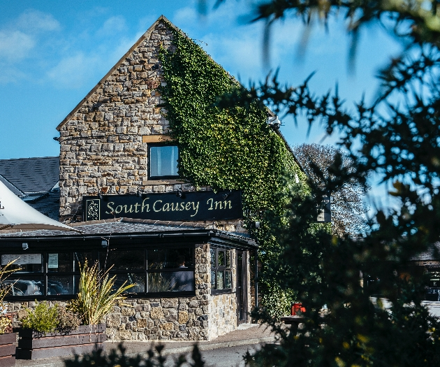 The exterior at South Causey Inn, in Durham