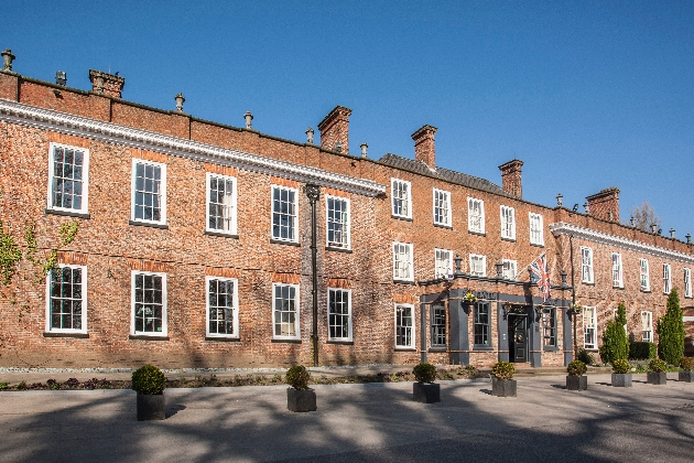 Exterior at Blackwell Grange Hotel in County Durham