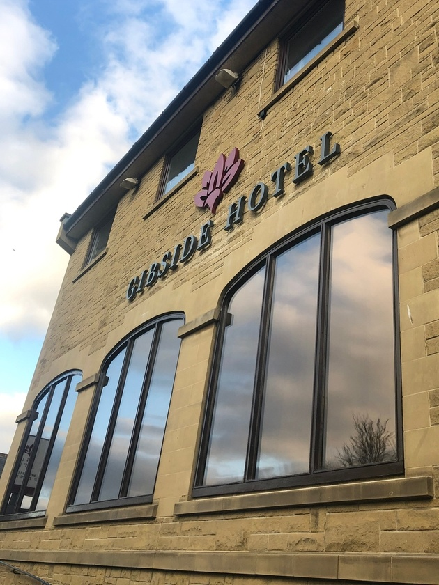 Check out the Gibside Hotel's exterior