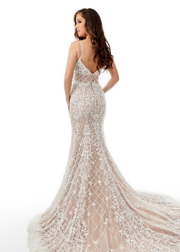 Check out this beautiful dress available at Simply Wed Bridal Limited