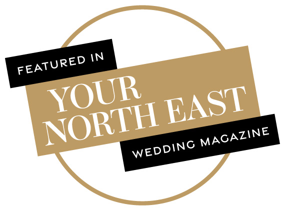 Featured in Your North East Wedding magazine